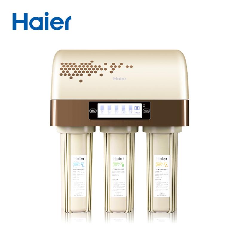 海尔牌HRO10003-5型反渗透净水机