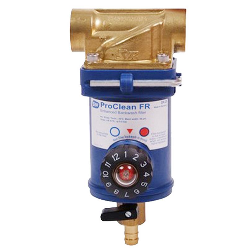 汉斯希尔F-FR(内牙)标准型  中央净水前置过滤器(蓝103型)