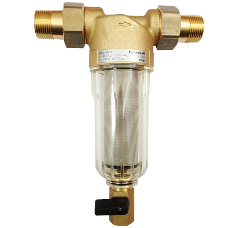 霍尼韦尔FF06-3/4AC型  前置过滤器 50微米