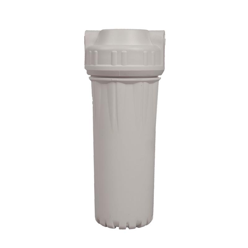 凯优10寸两分白色花式滤瓶