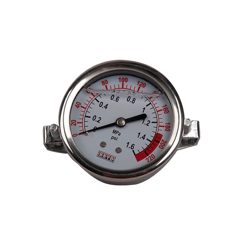 凯优400加仑商用机压力表