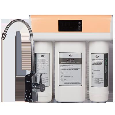云净•德国汉斯希尔1升/分大流量反渗透净水服务套餐