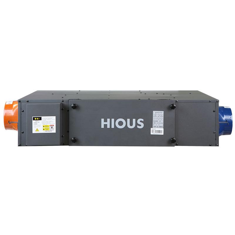 Hious Aeolus 9智能新风净化系统(超薄)